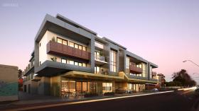 全新一室一卫一车位公寓近莫纳什大学Caulfield校区1月底入住