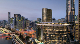 布里斯班市中心 Queen's Wharf Residences公寓