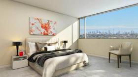 悉尼优质两室两卫一车位公寓6月1日起入住