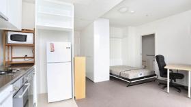 近RMIT City校区一室公寓