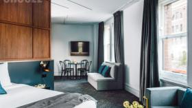 悉尼Veriu Central单人/双人/多人间公寓近UTS可短租