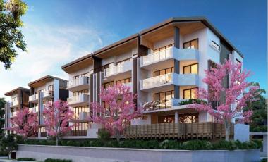 布里斯班昆士兰大学附近Magnolia 公寓