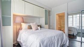 多伦多两居室公寓出租,有家具