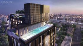 曼谷轻轨沿线Life Sukhumvit 62 公寓
