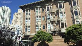 旧金山市中心单间出租