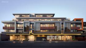 全新三室两卫一车位公寓近莫纳什大学Caulfield校区5月中入住