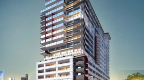 Central Adelaide 盛世康城豪华公寓