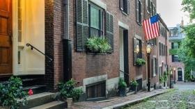 Acorn Street, Boston, MA 02108