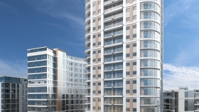 Northill Apartments at Fortis Quay