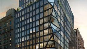 纽约曼哈顿121 E 22 ND公寓