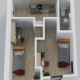 2 Bedroom Apartment With Low view-280981