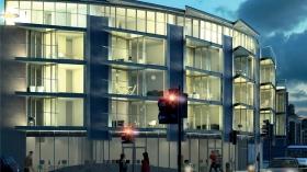 伦敦市中心 近伦敦大学Regent's Park Views 公寓