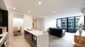 堪培拉两室一卫一车位公寓近澳大利亚国立大学11月12日起入住