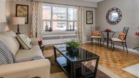 渥太华市中心一居室套房出租
