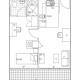 One Bedroom Deluxe with Balcony-37692