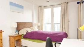CanaryWharf 2室2卫高级公寓