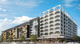 悉尼 新南威尔士大学附近Beyond Luxury 88 Kensington公寓