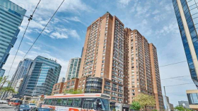 多伦多宽敞一居室出租,近地铁