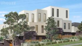 两室两卫一书房联排别墅近迪肯大学Melbourne Burwood校区1月22日起入住