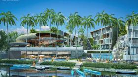 普吉奈汉海滩COCO Sea温德姆山湖海酒店公寓