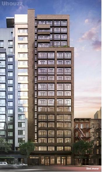 近纽约大学 享税收优惠THE LINDLEY公寓