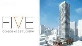 5 St Joseph  St 319, Toronto, Ontario, M4Y1J6