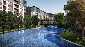 清迈新城区Dcondo Ping公寓