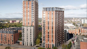 Apartment near the University of Salford