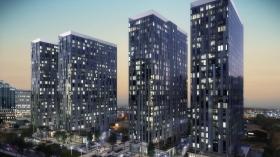 曼彻斯特X1 Media City 第4期 公寓