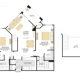 2 Bed 2 Bath Loft PLAN X-346763