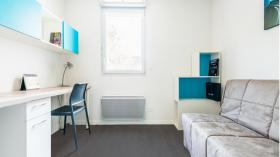 里昂7区位于route de Vienne的学生公寓
