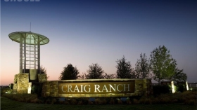 达拉斯顶级学区Craig Ranch 克莱格庄园