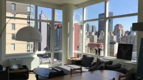 纽约MIMA暑期2b2b主卧短租豪华家具配套 短租接一周