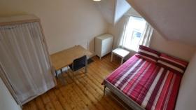 靠近卡迪夫大学的温馨1间卧室
