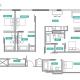 4 Bed 4 Bath - 4C - Floors 25-32