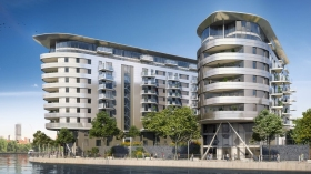 近曼彻斯特大学 X1 Manchester Waters 公寓
