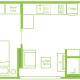 1 Bedroom Ensuite Apartment-776810