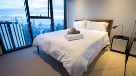 墨尔本CBD高端公寓楼免费预定户型可选