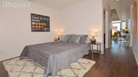 多伦多精装修一室公寓出租,近多伦多大学