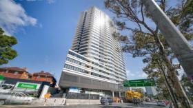 两室一卫一车位公寓近墨尔本大学Southbank校区4月24日起入住
