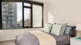 两室两卫公寓近墨尔本皇家理工大学City校区5月1日起入住