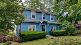 Flagg St, Worcester, MA 01602