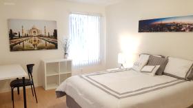 洛杉矶Texas街公寓两间独立卫浴卧室出租