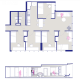 5 Bedroom - Corner View(49+周)levels 5 - 20-595502