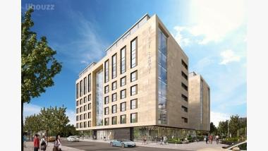 曼彻斯特|曼彻斯特索尔福德大学旁 X1 The Campus学生公寓