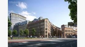 曼彻斯特|近曼彻斯特大学NO.1 Castlefield现代公寓
