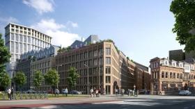近曼彻斯特大学NO.1 Castlefield现代公寓