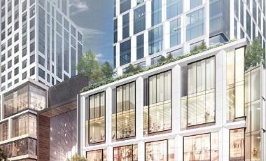 纽约布鲁克林Brooklyn Point高端公寓