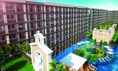 芭提雅Dusit Grand Park2海景度假公寓