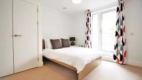 伦敦Canary Wharf 3室公寓